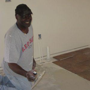 Floor tile 2