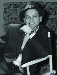 c Danny Wein as Frank Sinatra